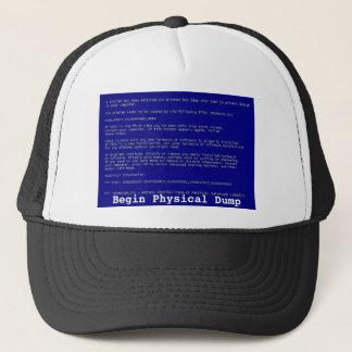 Blue Screen of Death Trucker Hat