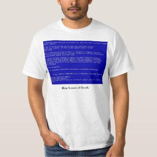Blue Screen of Death Tshirts