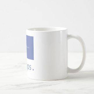 Blue screen of death - whoops! mug