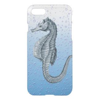 Blue Seahorse iPhone 8/7 Case