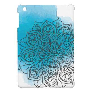 Blue send it cover for the iPad mini