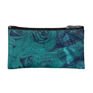 Blue Serenity Cosmetic Bag