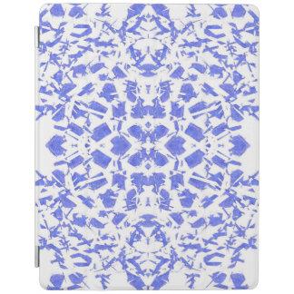 Blue Shapes iPad Smart cover iPad Cover