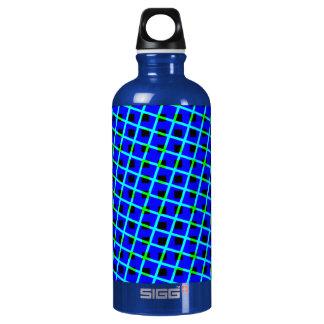 Blue Shapes SIGG Traveller 0.6L Water Bottle