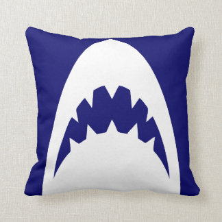 BLUE SHARK PILLOW SERIES. OTHER COLORS AVAILABLE