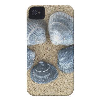 Blue shells iPhone 4 Case-Mate case