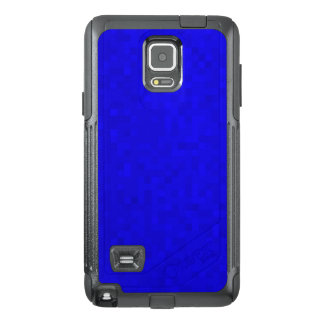 Blue Shimmer, OtterBox Samsung Note 4 Case