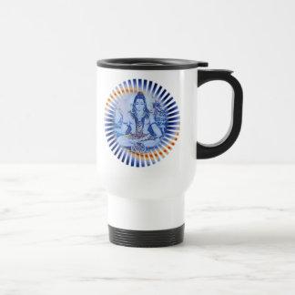 Blue Shiva Mug