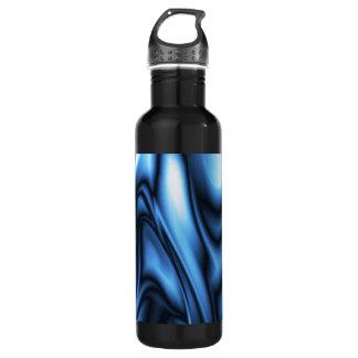 Blue Silk 710 Ml Water Bottle