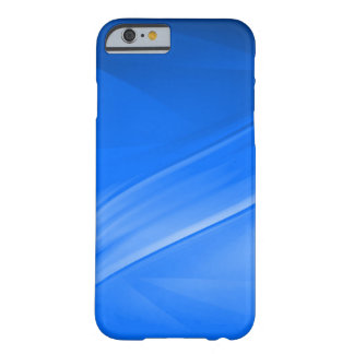 Blue Skies Abstract Custom iPhone Barely There iPhone 6 Case