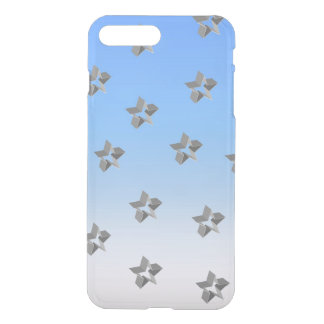 Blue Skies and Stars iPhone 7 Plus Case