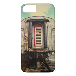 Blue Skies and Travel Lines iPhone 8/7 Case