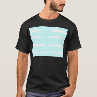 Blue Skies Background T-Shirt