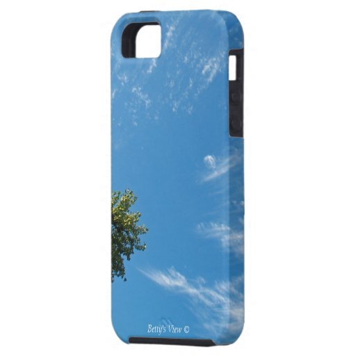 Blue Skies iPhone 5/5S Cases