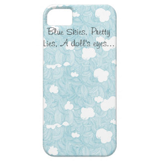 Blue Skies... Case For The iPhone 5