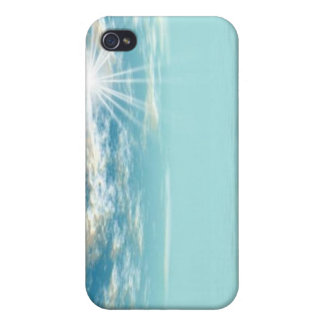 Blue skies iPhone Case Cover For iPhone 4