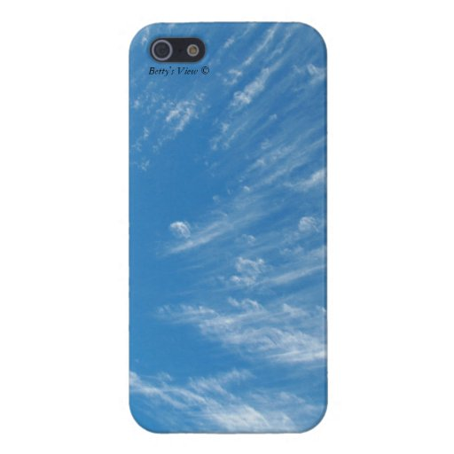 Blue Skies iPhone 5/5S Cover