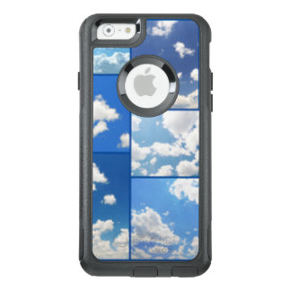 Blue Skies & White Clouds Collage OtterBox iPhone 6/6s Case