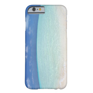 Blue sky and sea 12 barely there iPhone 6 case