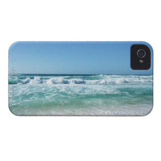 Blue sky and sea 18 iPhone 4 cover