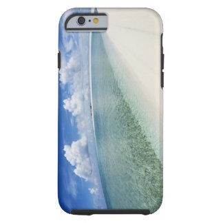 Blue sky and sea 5 tough iPhone 6 case