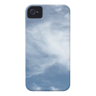 Blue Sky and  White Clouds Case-Mate iPhone 4 Cases