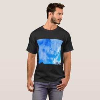 Blue Sky  Dark T-Shirt