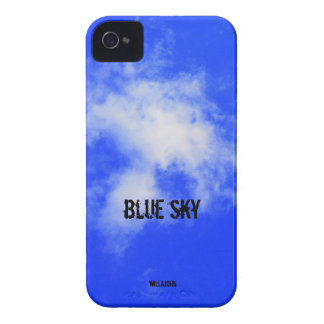 blue sky for blackberry Case-Mate iPhone 4 cases
