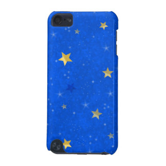 Blue Sky Golden Stars iPod Touch (5th Generation) Covers