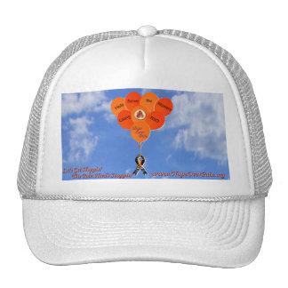 Blue Sky Help Solve the Mystery CRPS RSD Balloons Cap