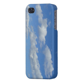 Blue Sky iPhone 4 Cases