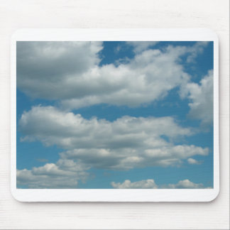 Blue Sky Mouse Pad