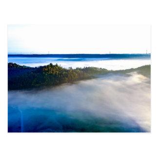 blue sky   postcard aerial photograph photography
