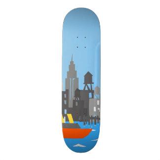 Blue sky skateboards