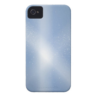 Blue Sky Snow Background Case-Mate iPhone 4 Cases