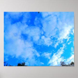 Blue Sky Value Poster Paper (Matte)