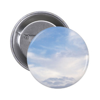 Blue Sky with Clouds Button