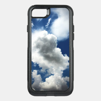 Blue Sky with Clouds OtterBox Commuter iPhone 8/7 Case