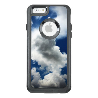 Blue Sky with Clouds OtterBox iPhone 6/6s Case