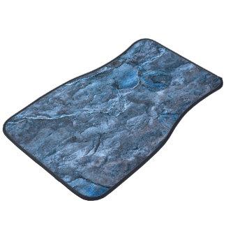 Blue Slate Car Mat