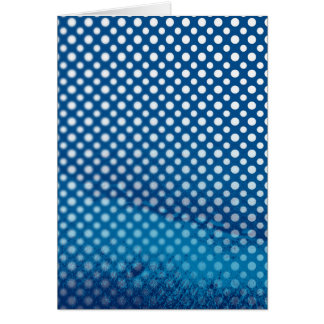 blue small scallops with texture vertical card