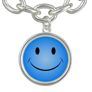 Blue Smiley