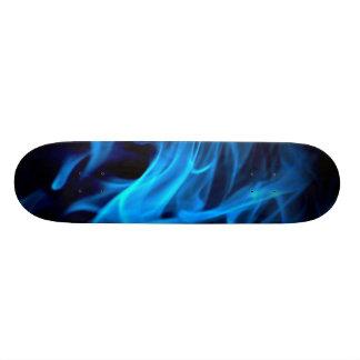 Blue Smoke Board Skateboard Deck