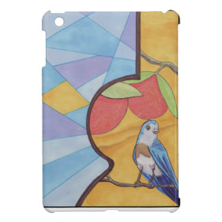 Blue Song iPad Mini Cover
