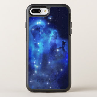 Blue Space Cloud OtterBox Symmetry iPhone 8 Plus/7 Plus Case