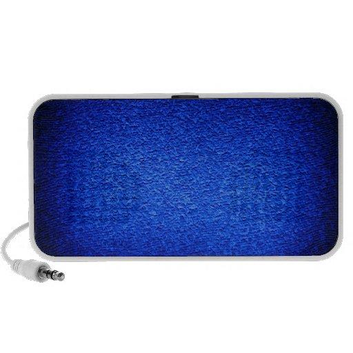 Blue Notebook Speaker