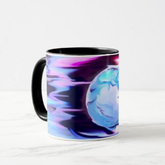Blue Sphere Mug