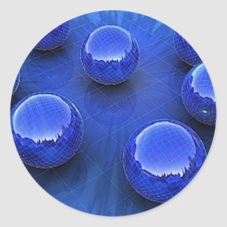 blue_spheres_wallpaper_3d_models_3d_wallpaper_1680 stickers