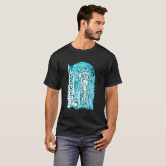 Blue Spirit Magical Design T-Shirt