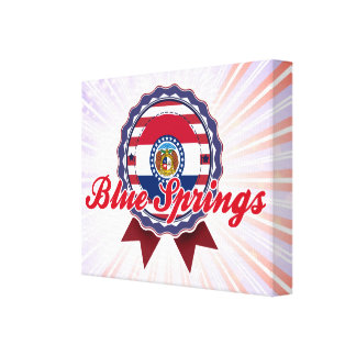 Blue Springs, MO Canvas Prints